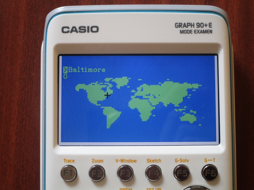 Casio Graph 90+E + GeoGraph