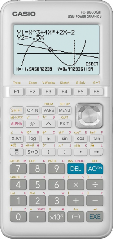 fx-9860GIII