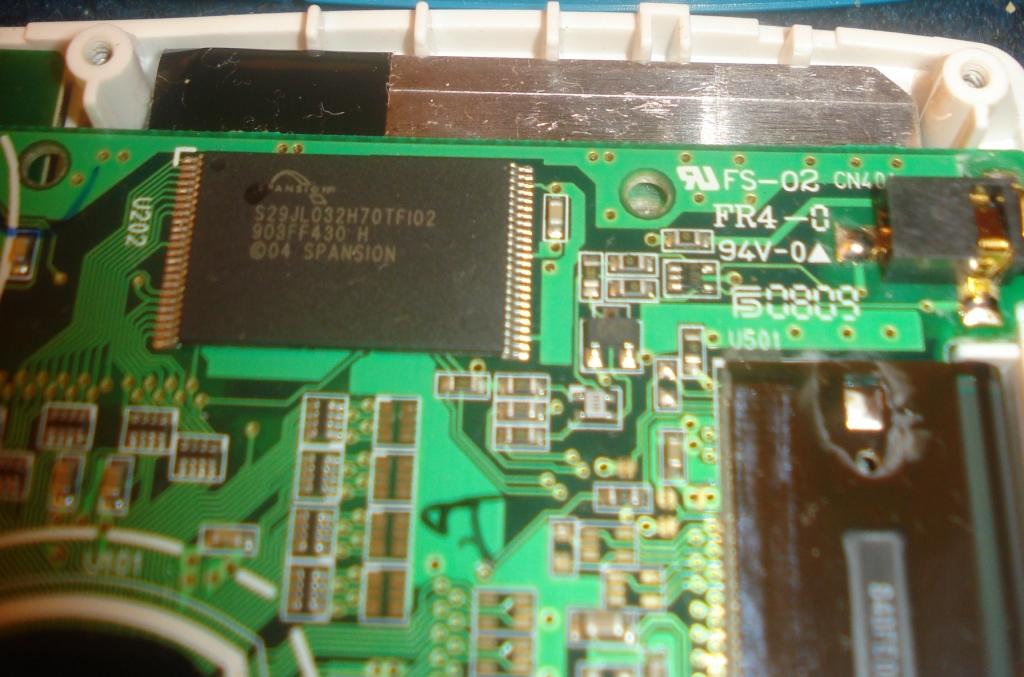 Flash ROM Graph 35+USB