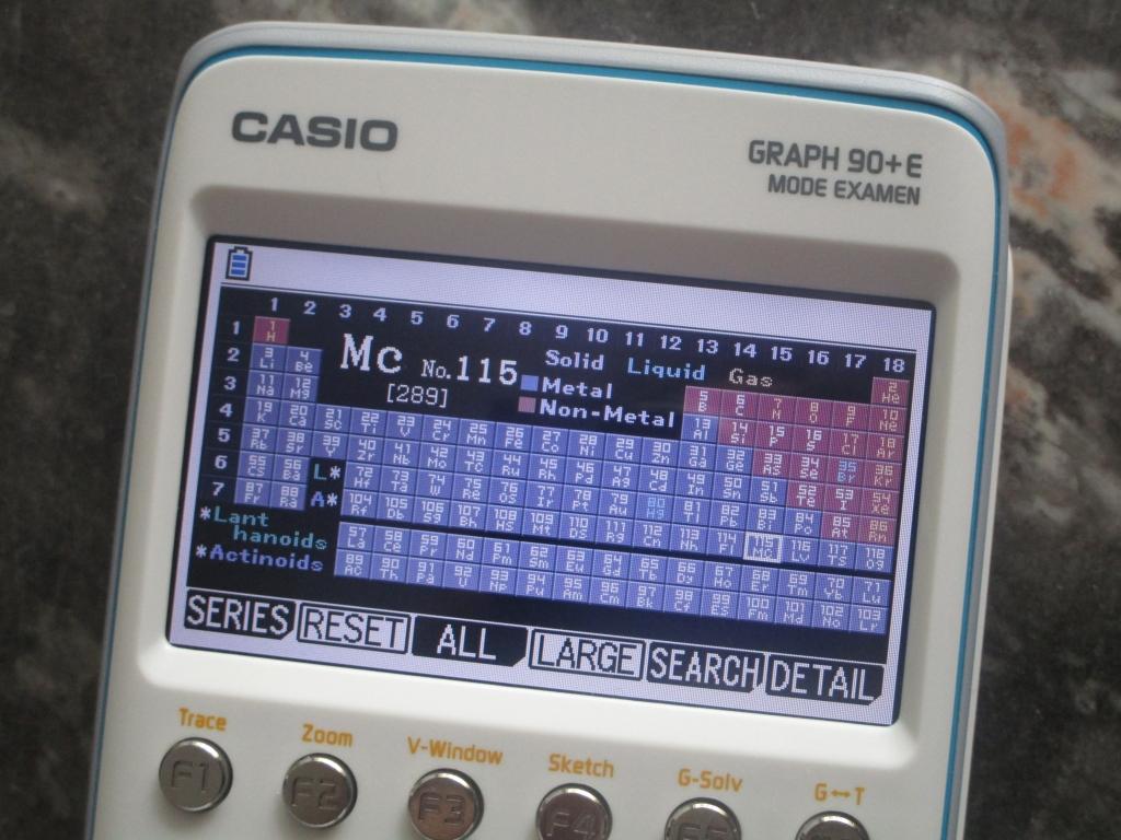 Casio Graph 90+E + Physium 1.04