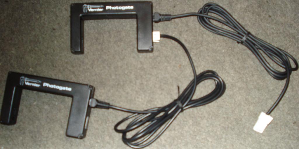 2 capteurs Vernier PhotoGate