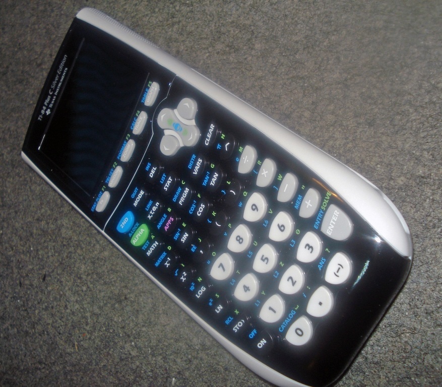 TI-84 Plus C Silver Edition