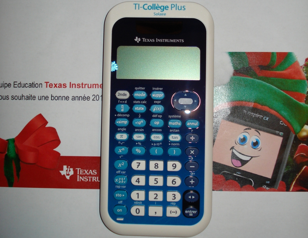 TI-Collège Plus Solaire