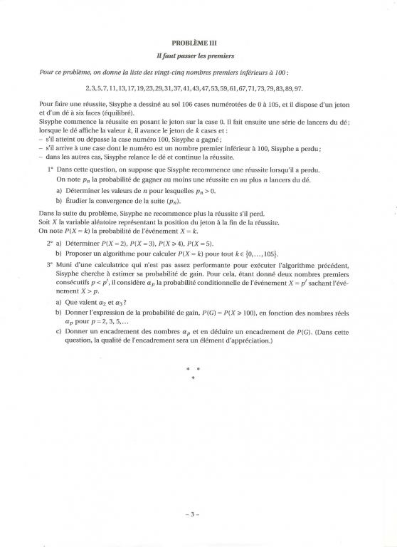 exercice 3 concours général math