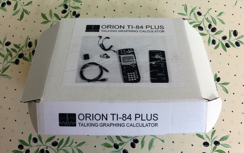 TI-84 Plus Orion