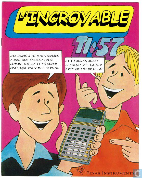 BD TI-57, page 01 (français)