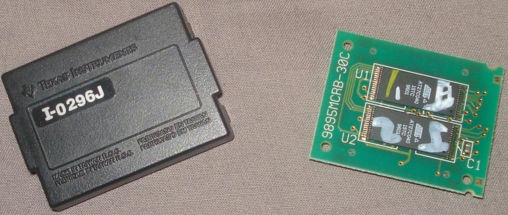 Module TI-92 (0296J)