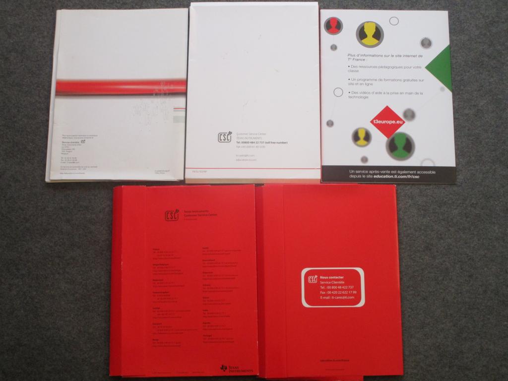Porte-documents TI - 2019