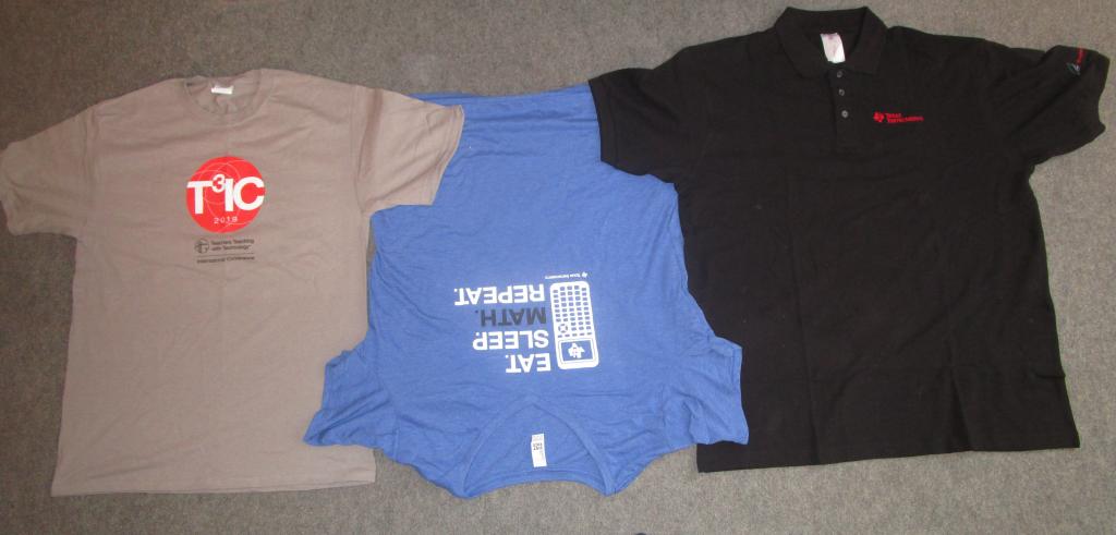 T-shirts TI - rentrée 2019