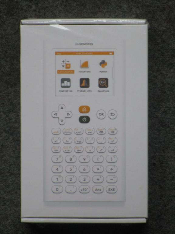 NumWorks N0110 finale