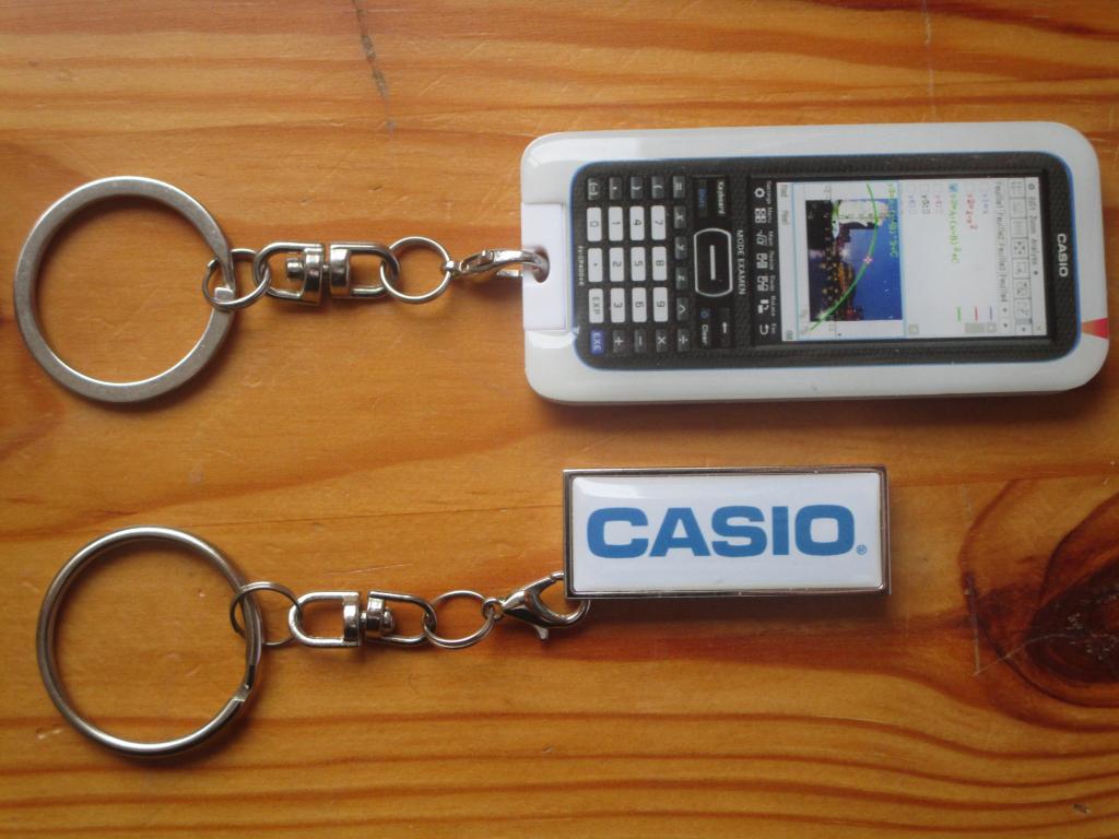 Clés USB Casio - concours 2020