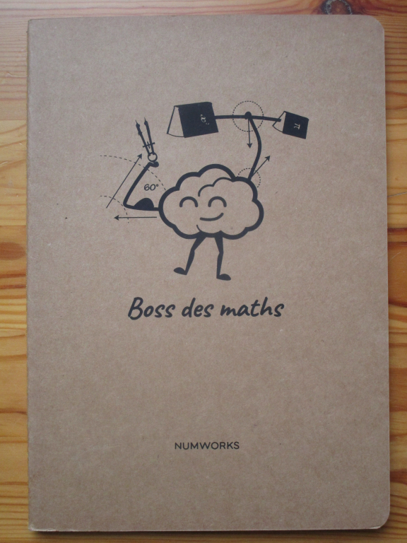 Cahier NumWorks - concours 2020