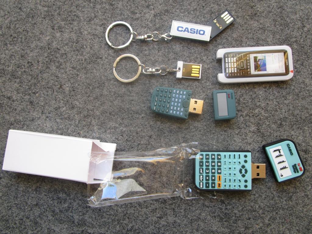 Clé USB Casio - rentrée 2017