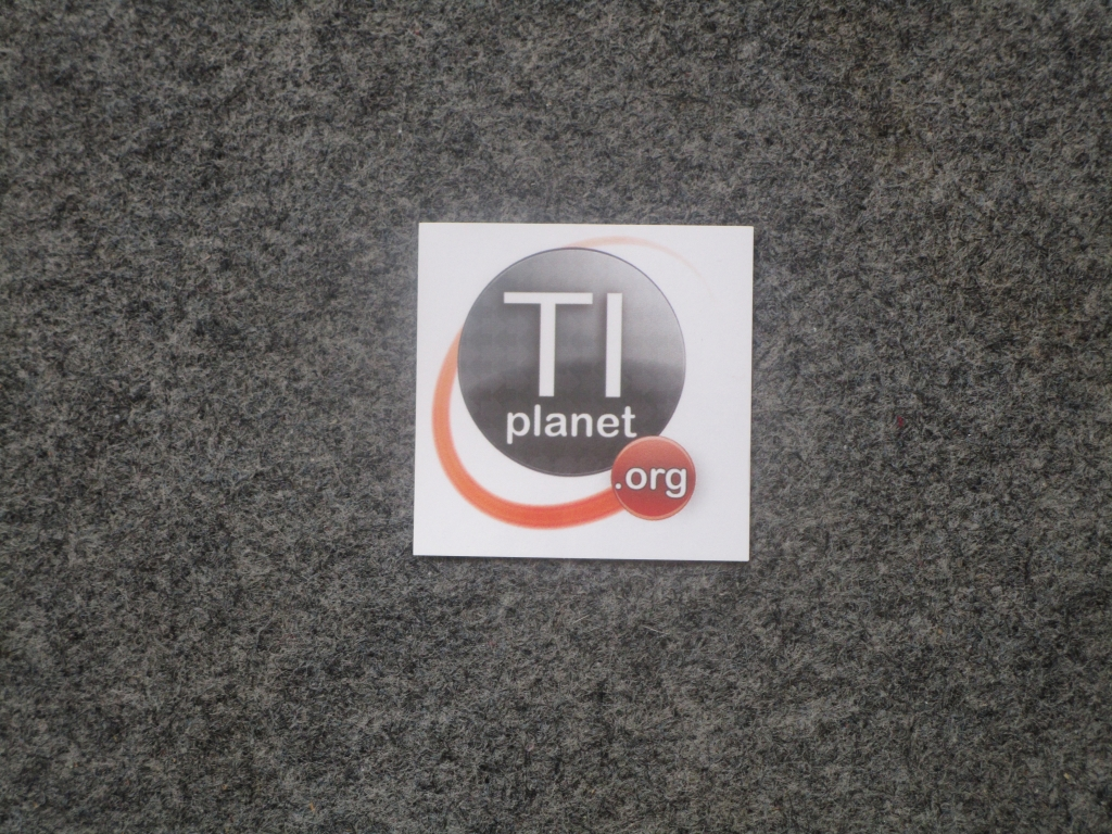 Sticker TI-Planet rentrée 2017
