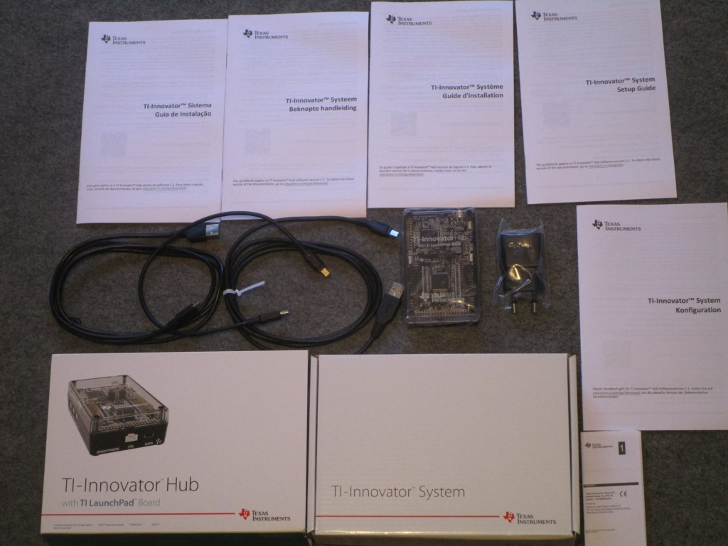 TI-Innovator Hub - rentrée 2018