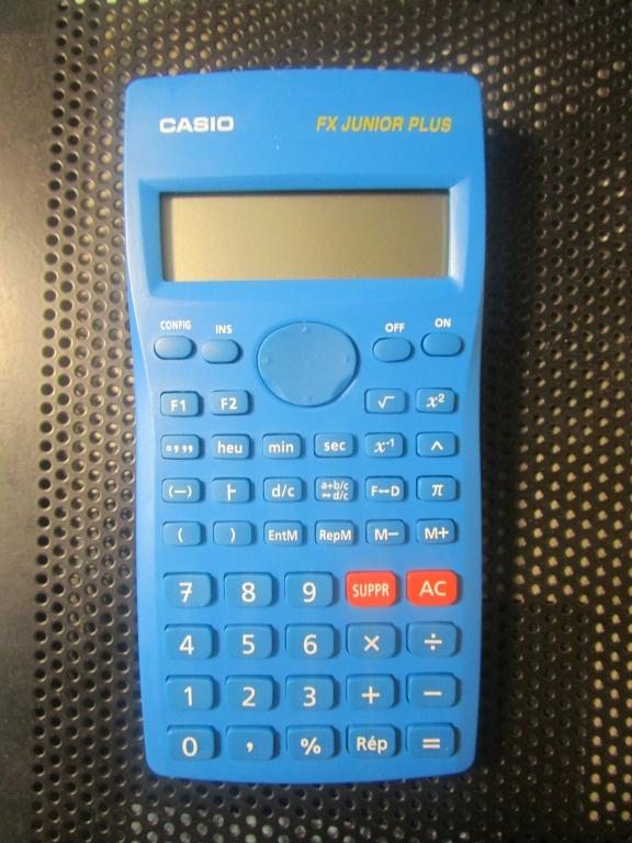 Casio FX Junior Plus