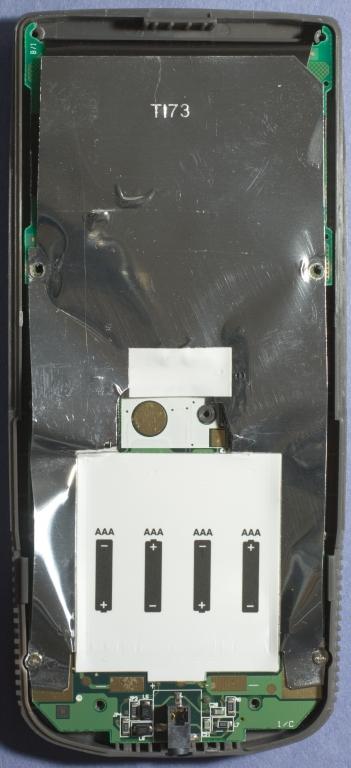 TI-73 01620097 RF Shield