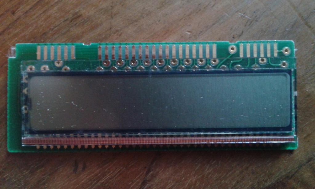 Ti-66 : écran