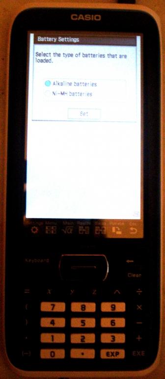 Casio ClassPad II fx-CP400