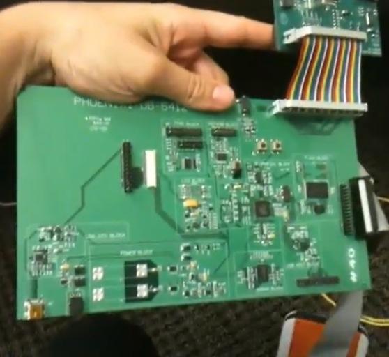 Carte développement TI-Phoenix 1