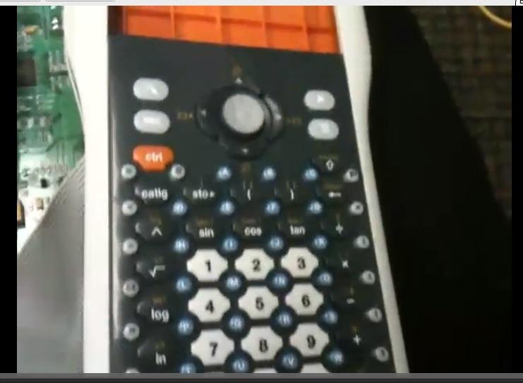 Développement TI-Phoenix1 KeyPad