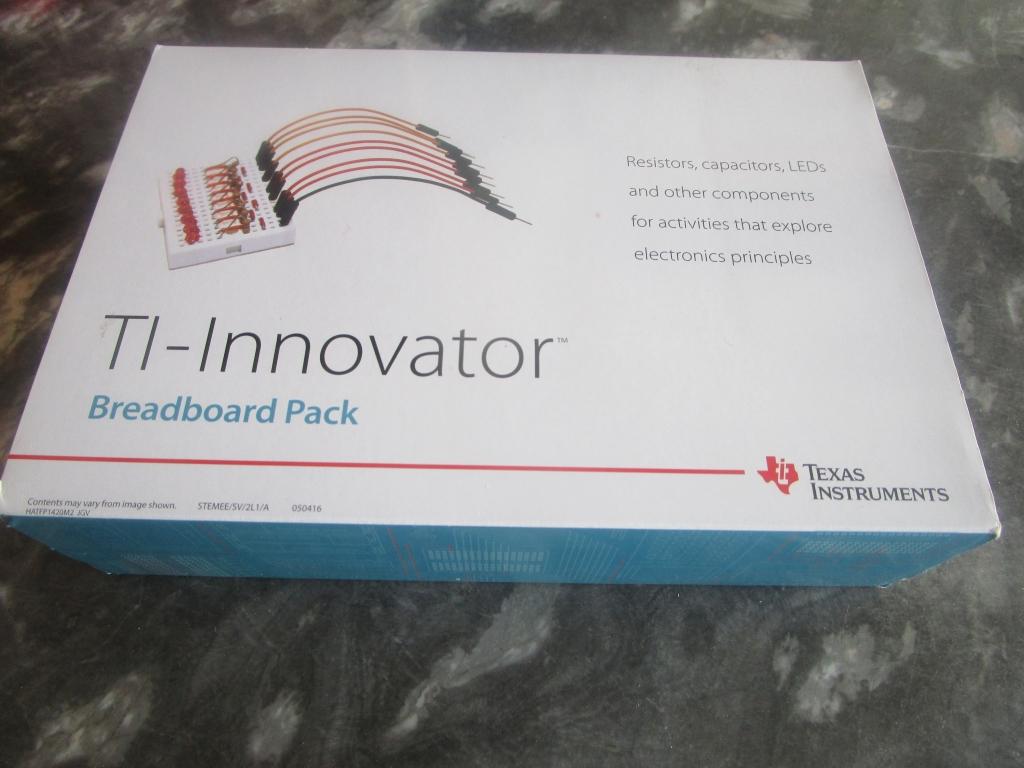 TI-Innovator Breadboard Pack