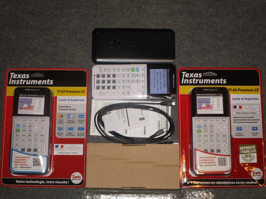 TI-83 Premium CE custom