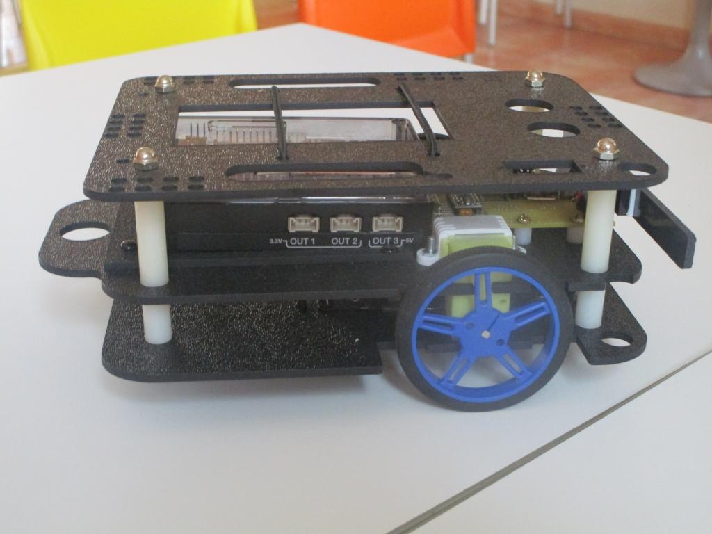 TI-Robot E3 + TI-Innovator