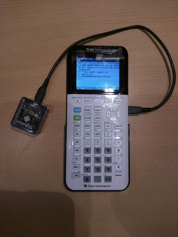 TI-CircuitPython