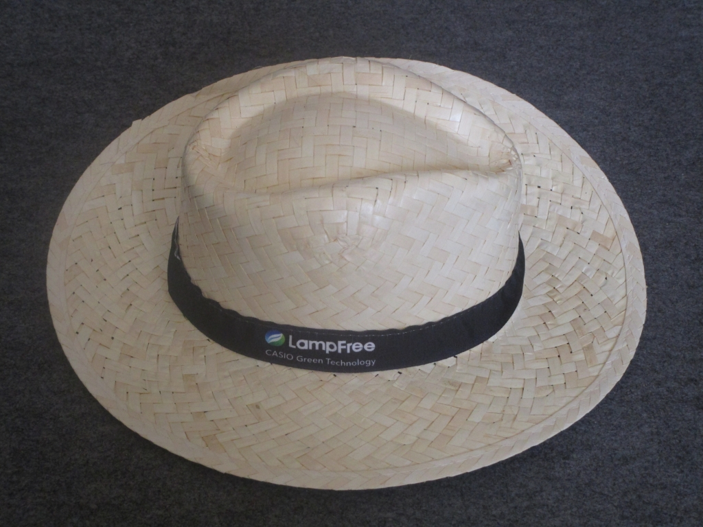 Chapeau Casio