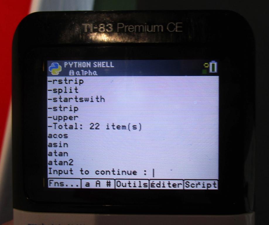 explmod(math) TI-83PCE Python