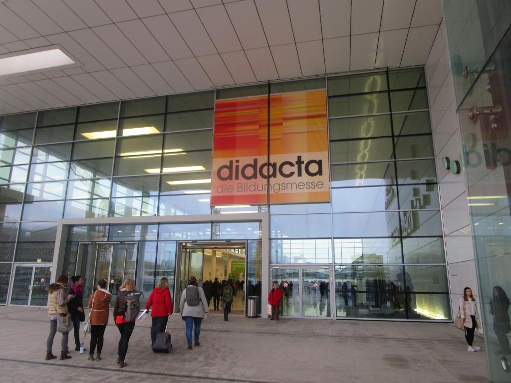 Didacta 2019 Köln, Deutschland
