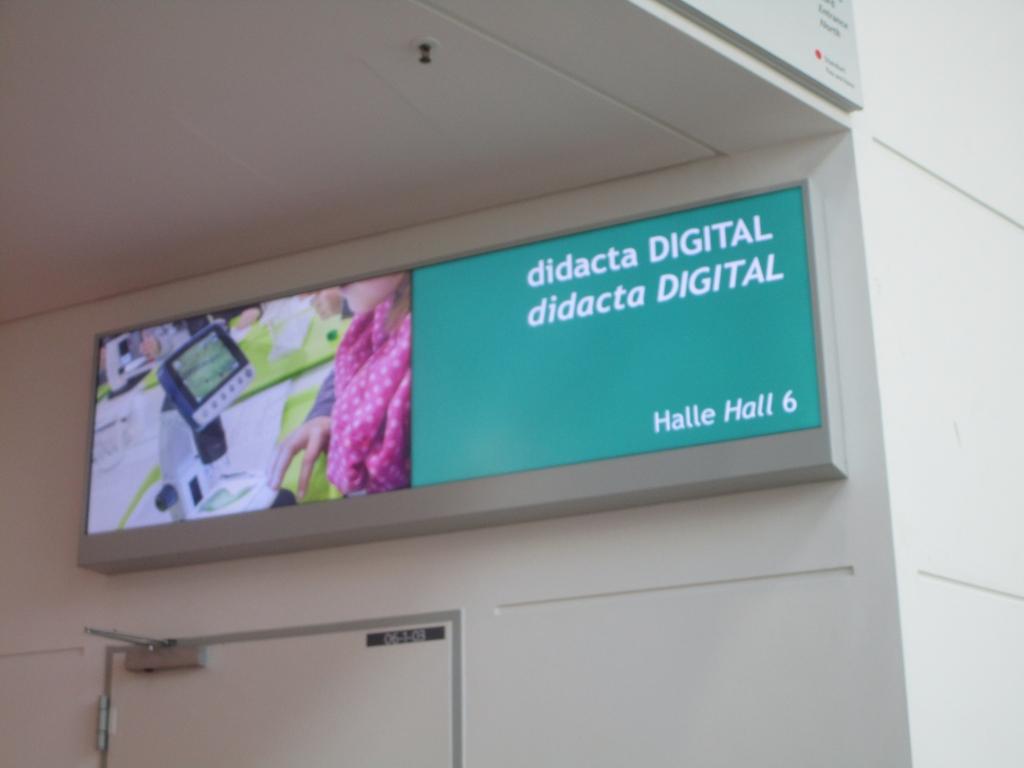 Didacta 2019, Hall 6