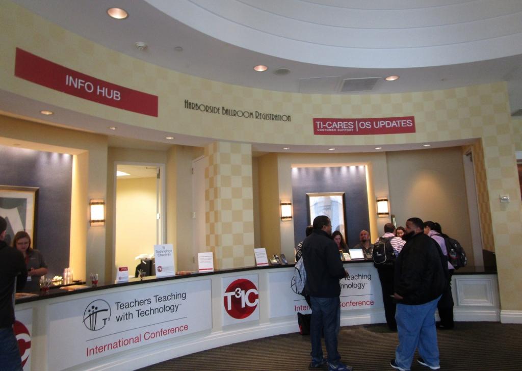TI T3 Conference 2019