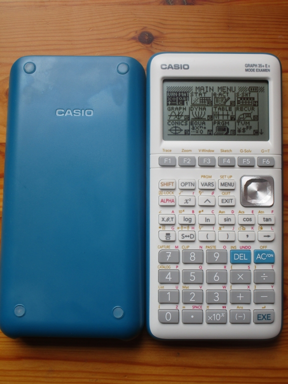 Casio Graph 35+E II
