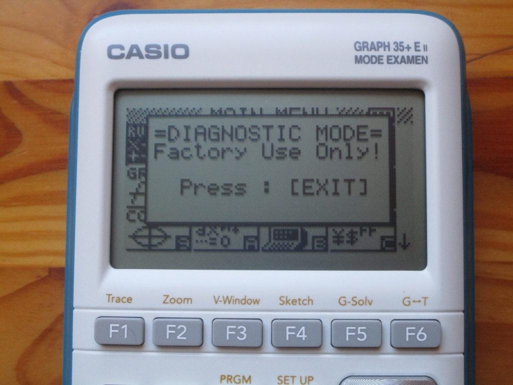 Diagnostic Graph 35+E II