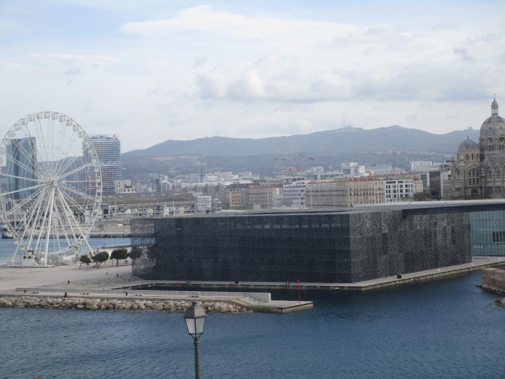 Marseille, Mucem
