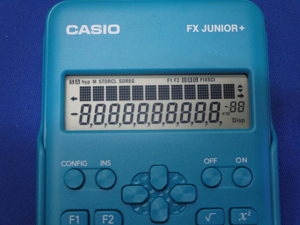 FX JUNIOR+ diagnostic