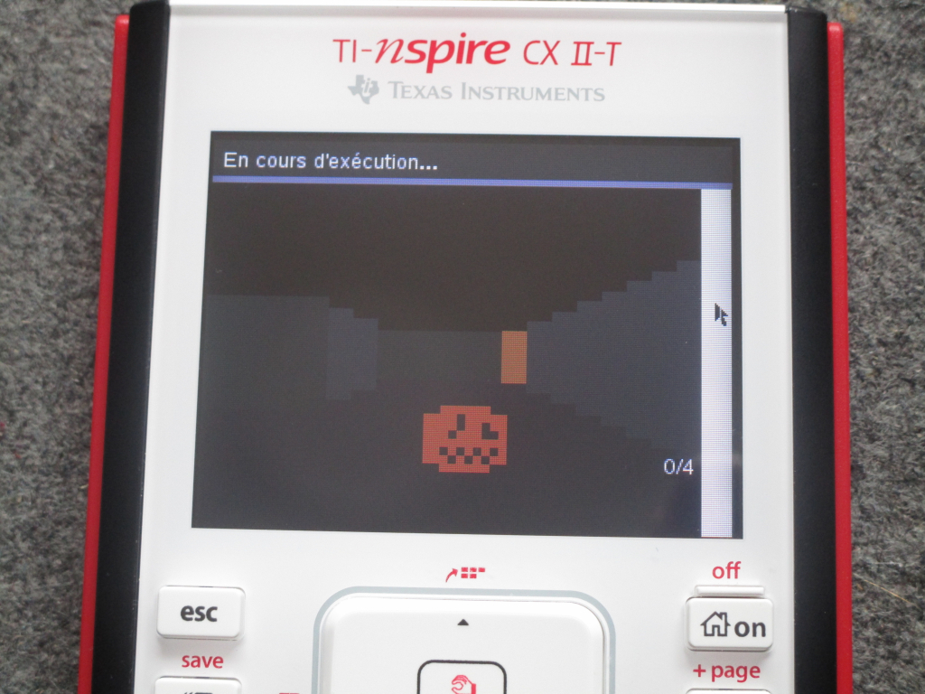 TI-Nspire CX II-T + Nuum