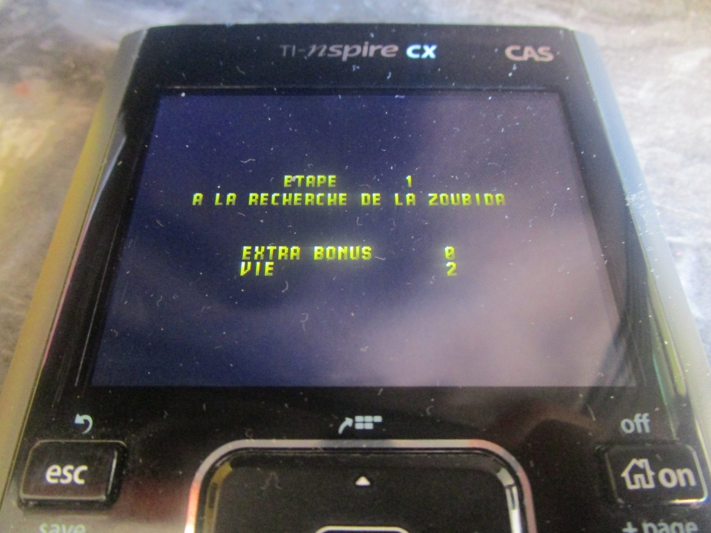 CX CAS + OpenTitus : Moktar