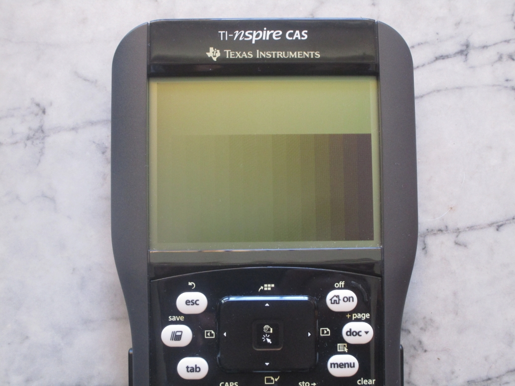 TI-Nspire CAS + mire 4-bits