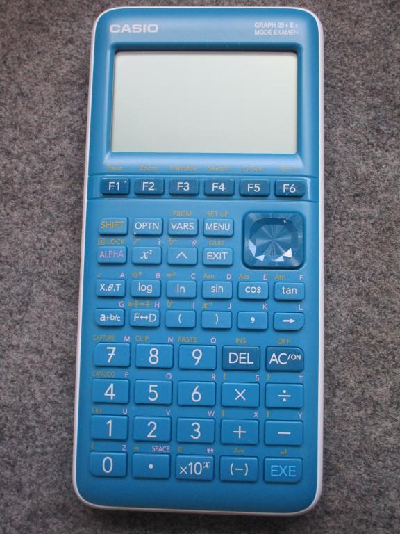 Casio Graph 25+E II