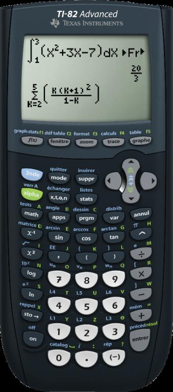 TI-82 Advanced
