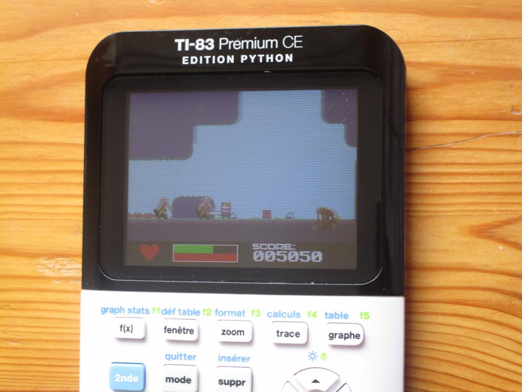 TI-83 Premium CE + PROTOX