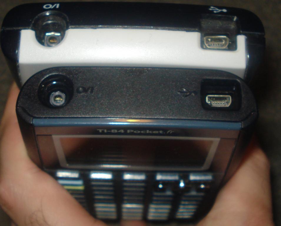 TI-84 Pocket.fr & TI-84 Plus