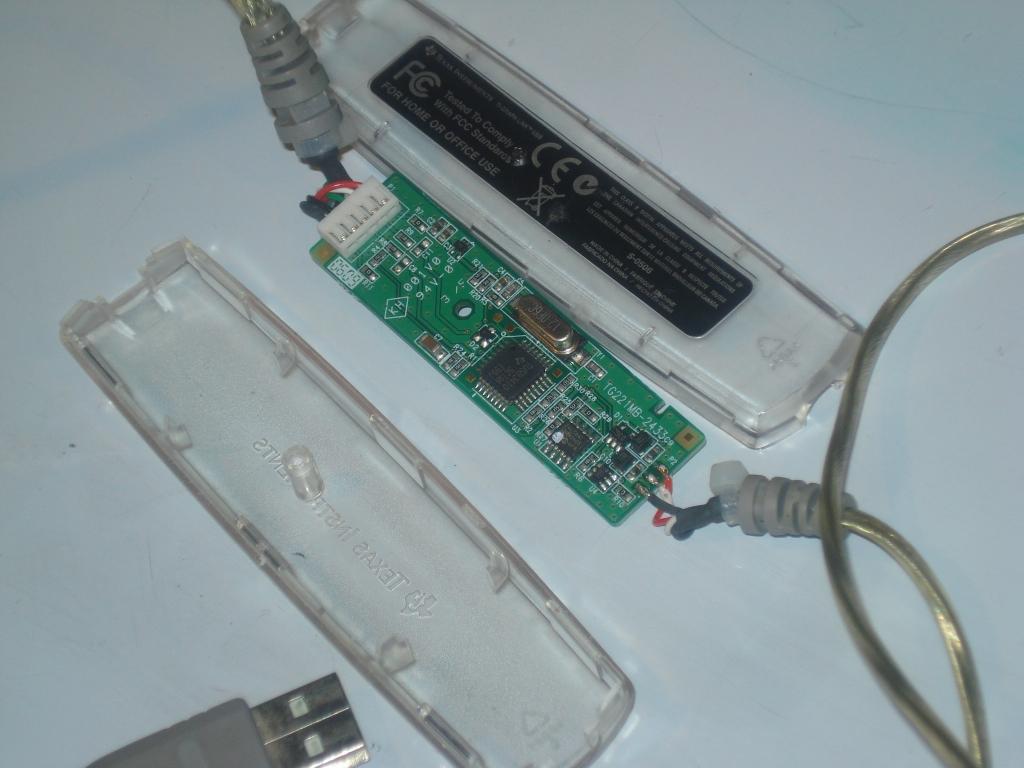 TI-Graph Link USB / SilverLink
