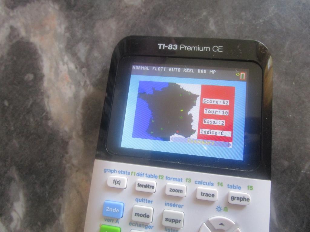 TI-83 Premium CE + France