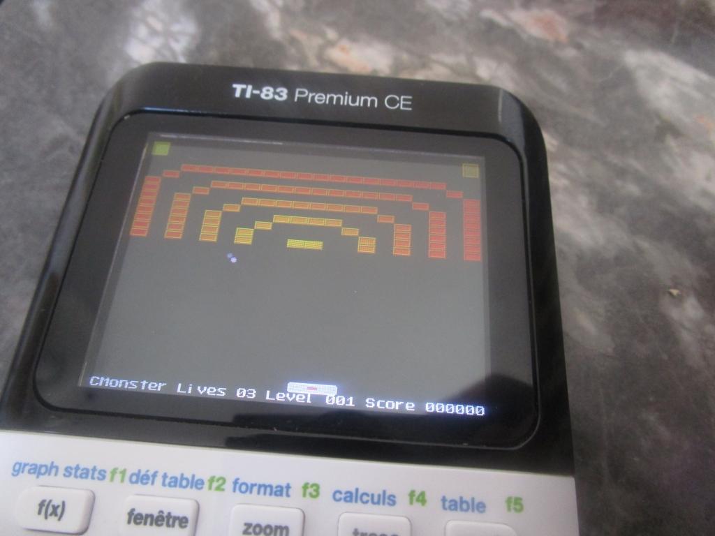 83 Premium CE + CMonster/sandbox