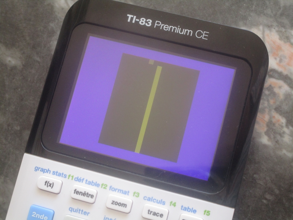 TI-83 Premium CE + StackerCE