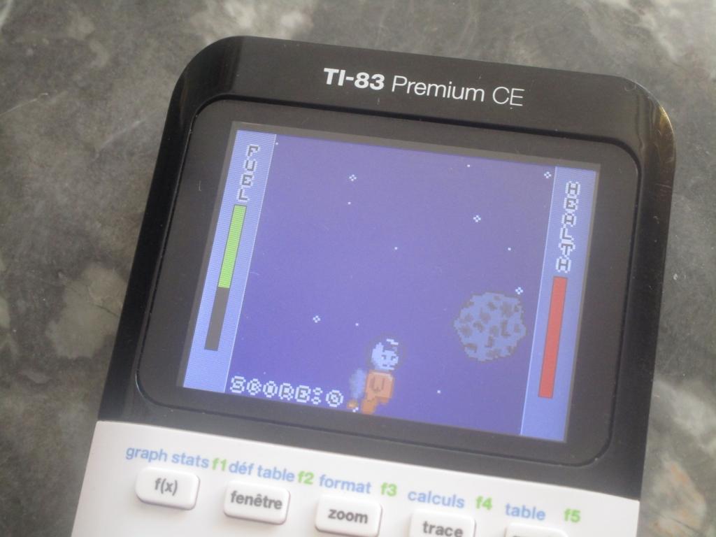 TI-83 Premium CE + Catalizm CE